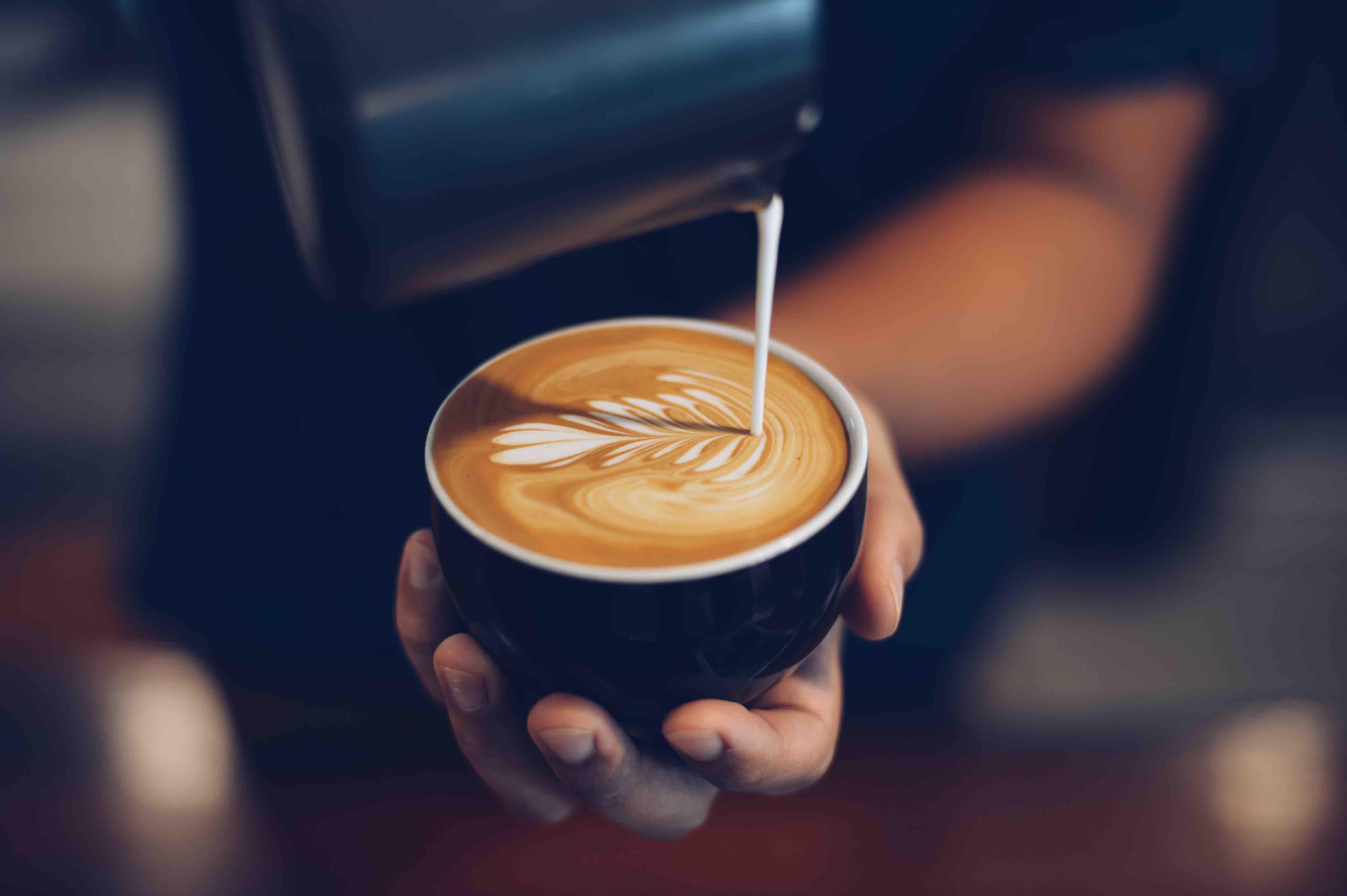 Latte Art - Barista Kurs
