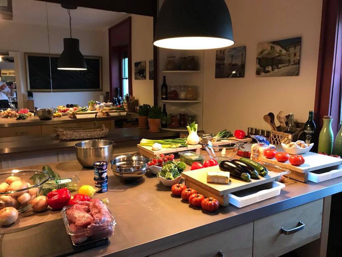 Küche Kochwerkstatt Ruhrgebiet