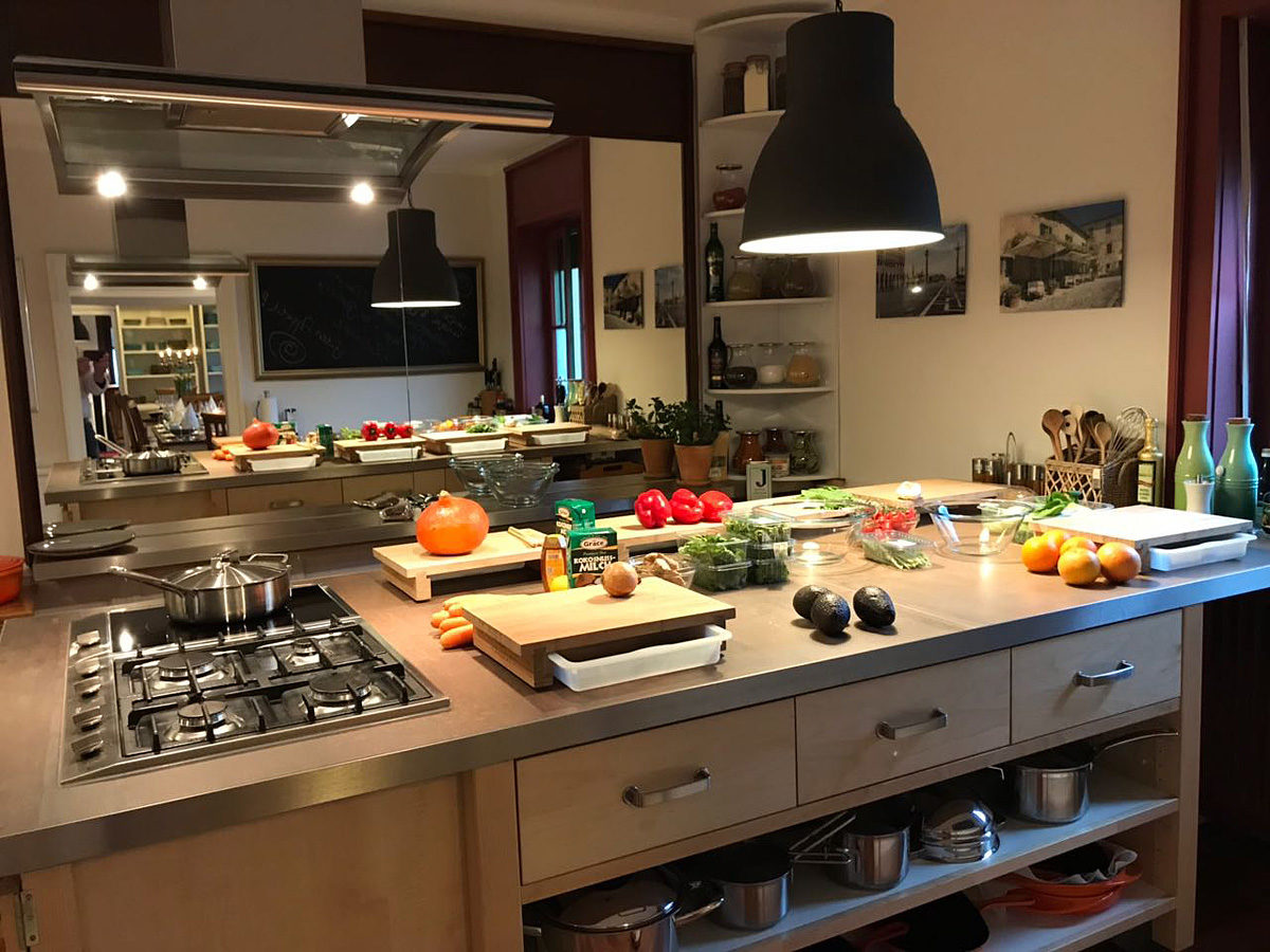 Kochwerkstatt Ruhrgebiet - Die Genuss Schule – Giovanni Chiaradia