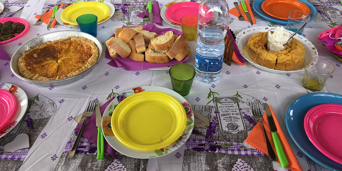 Pasqua Sizilens Osterküche